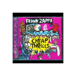 Frank Zappa: Cheap Thrills - Cover