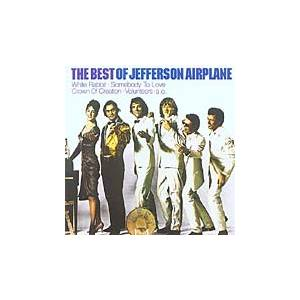 Jefferson Airplane: Best Of Jefferson Airplane, The - Cover