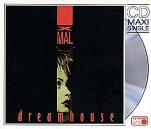 Xmal Deutschland: Dreamhouse - Cover