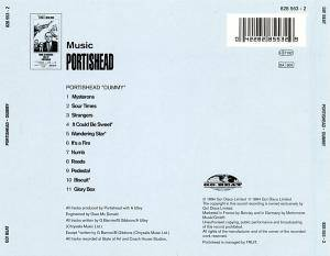 Portishead: Dummy (CD) - Bild 2