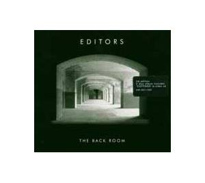 Editors: Back Room, The - Cover