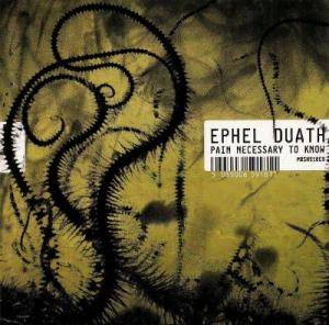 Ephel Duath: Pain Necessary To Know - Cover