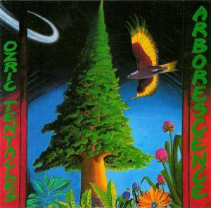 Ozric Tentacles: Arborescence - Cover