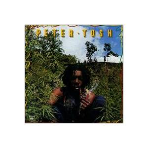 Peter Tosh: Legalize It - Cover