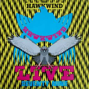Hawkwind: Live Seventy Nine - Cover