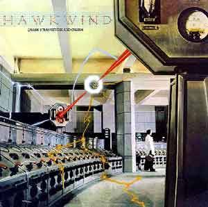 Hawkwind: Quark, Strangeness And Charm - Cover