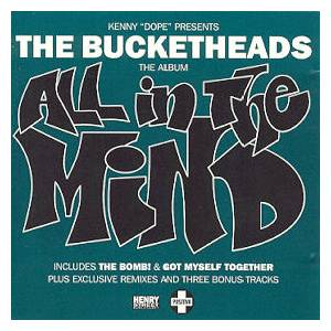 Cover - Bucketheads, The: All In The Mind