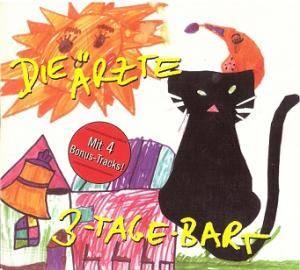 Die Ärzte: 3-Tage-Bart (Single-CD) - Bild 1