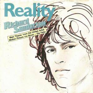 Richard Sanderson: Reality - Cover