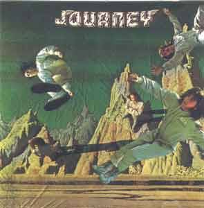 Journey: Journey - Cover