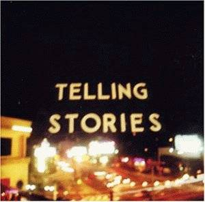 Tracy Chapman: Telling Stories - Cover