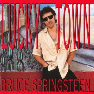 Bruce Springsteen: Lucky Town - Cover