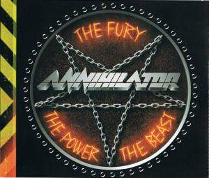 Annihilator: Double Live Annihilation (2-CD) - Bild 5