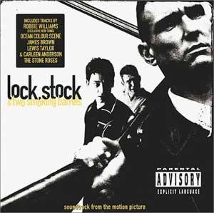 Lock, Stock & Two Smoking Barrels - Cover