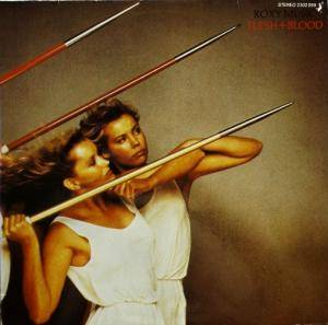Roxy Music: Flesh + Blood (LP) - Bild 1