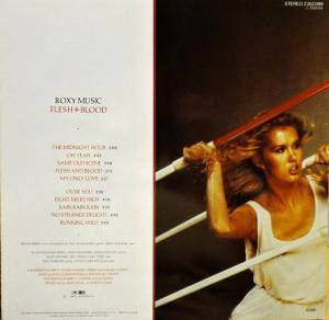 Roxy Music: Flesh + Blood (LP) - Bild 4