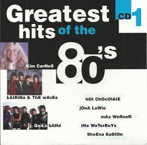 Greatest Hits Of The 80's (8-CD) - Bild 3