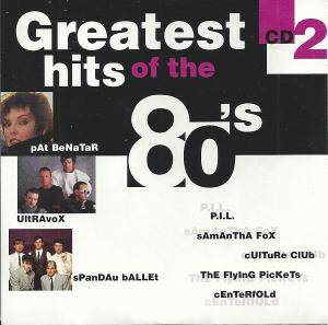 Greatest Hits Of The 80's (8-CD) - Bild 4