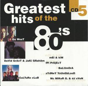 Greatest Hits Of The 80's (8-CD) - Bild 7