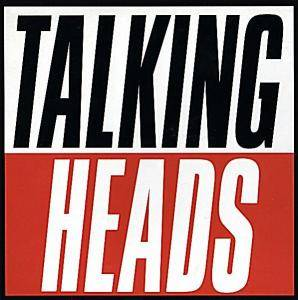 Talking Heads: True Stories - Cover