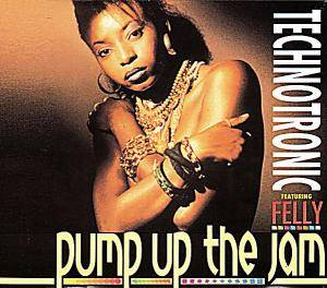 Cover - Technotronic Feat. Felly: Pump Up The Jam