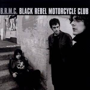 Black Rebel Motorcycle Club: B.R.M.C. - Cover