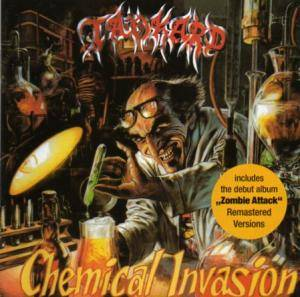 Tankard: Zombie Attack / Chemical Invasion (CD) - Bild 1