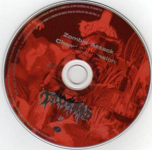 Tankard: Zombie Attack / Chemical Invasion (CD) - Bild 4