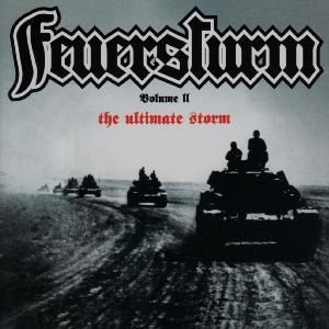Feuersturm Vol. II  - The Ultimate Storm - Cover