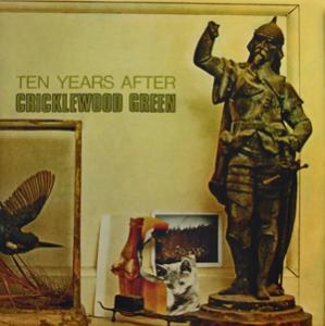 Ten Years After: Cricklewood Green - Cover