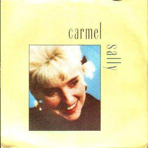 Carmel: Sally - Cover