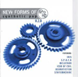 New Forms Of Synthetic Pop V.2.0 - Cover