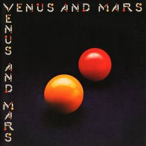 Cover - Wings: Venus And Mars