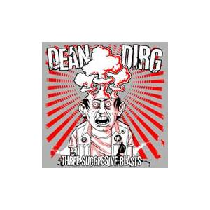 Cover - Dean Dirg: Three Successive Blasts
