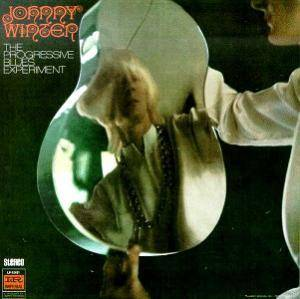 Johnny Winter: Progressive Blues Experiment, The - Cover