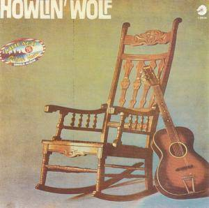 Howlin' Wolf: Howlin' Wolf - Cover