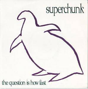 Superchunk: Question Is How Fast, The - Cover