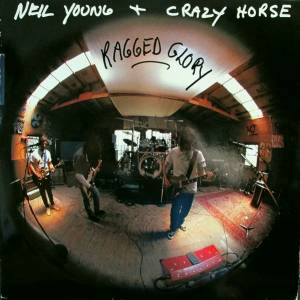 Cover - Neil Young & Crazy Horse: Ragged Glory