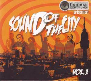 Cover - Honigdieb: Sound Of The City Vol. 1