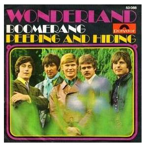 Cover - Wonderland: Boomerang