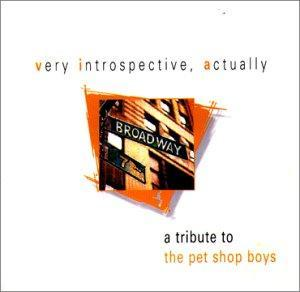 Very Introspective, Actually - A Tribute To The Pet Shop Boys - Cover