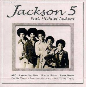 Cover - Michael Jackson & The Jackson Five: Jackson 5 Feat. Michael Jackson