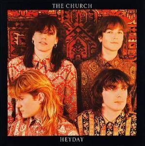 The Church: Heyday - Cover