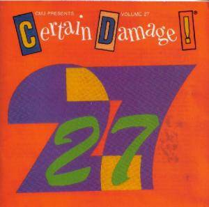 Cover - Blessing, The: CMJ - Certain Damage! Vol. 027 / Hard Grooves 1