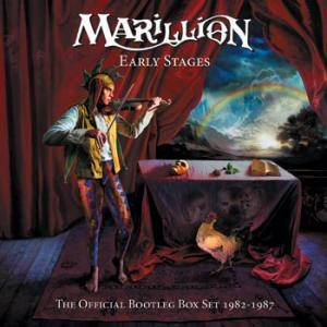 Marillion: Early Stages - The Official Bootleg Box Set 1982-1987 - Cover