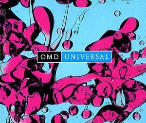 Orchestral Manoeuvres In The Dark: Universal (Single-CD) - Bild 1
