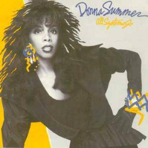 Donna Summer: All Systems Go - Cover