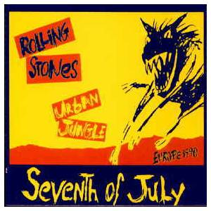 The Rolling Stones: Seventh Of July - Cover