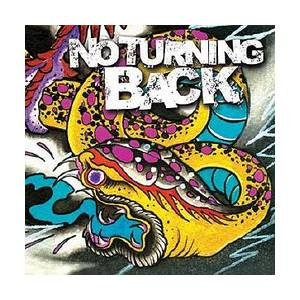 Cover - No Turning Back: Holding On