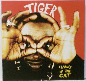 Tiger: Claws Of The Cat - Cover